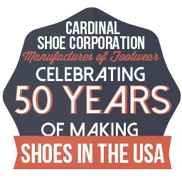 Celebrating 50 years of manufacturing footwear in Lawrence, Massachusetts